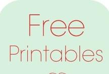 Printables / by Courtney Fanning-Desmarais