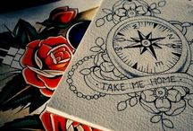 My next tattoo / by Kimberly Garber