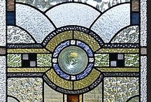 mosaics & stained glass / by Sandra Cochrane