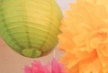 Children's Birthday Parties / Doljanchi, First Birthday Parties, Children's Birthday Parties / by Aurelia Soleil