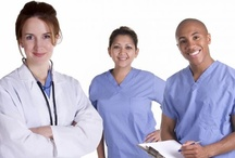 Your Career in Healthcare / by HEALTHeCAREERS