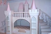 House Ideas - Kid Spaces / by Dawn Z