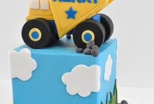 Cakes for youngsters / by Susan Cyphus
