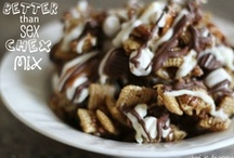 Yummy (crap) Food / by Rachelle Davis