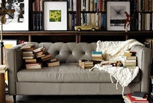 Living With Books / by Mary P Brown