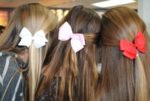Bows!! / by AnNa DuFresne