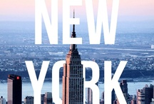 NYC BABY! / The Fashion Capital of the World / by KAHRI by KahriAnne Kerr