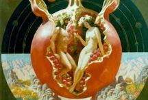 Persephone/Proserpina/Kore / by Mary P Brown