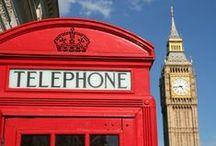 UK 2014 / London's calling! / by Julie Petroski