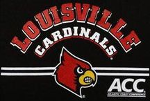 Go Cards! / University of Louisville / by Erin Wallace
