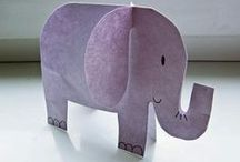 Kid Project Ideas / All things crafty and learny for the kids.   / by Elizabeth Richardson
