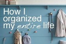 HOME: Organizing / by Kristina Smith