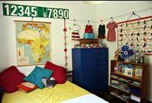 Kid Areas and Kid Stuff / by Elizabeth Richardson