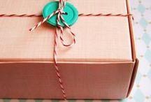 Gift Ideas / by Elizabeth Richardson
