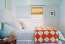 Bedrooms / by Elizabeth Richardson