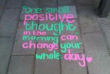 Inspirations / Inspiring quotes and thoughts to get you through the day! / by Ginni Sterling