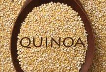 quinoa / by Erin Papa
