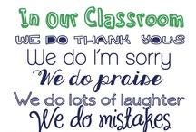classroom / by Christie Jarrell-Haddox