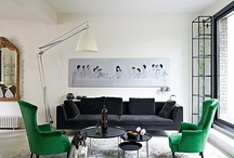 Apartment Project - Living/Dining / by Catherine Chugg