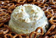Party Food / Appetizers, Dips, etc. / by Ginni Sterling