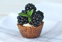 Healthy Sweet Treats / by Catherine Chugg