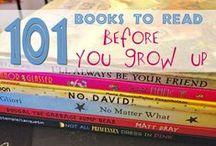 Kid Books / by Elizabeth Richardson