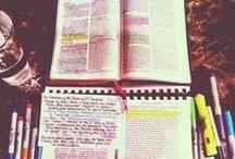 BIBLE: Study / by Kristina Smith