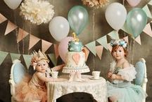 Party Ideas / Pretty & Playful Ideas for Special Occasions / by Andrea Martinez