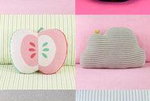 pillows / by Li Tso