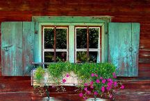 Doors, Windows, Gates / by Deni Rosenberry