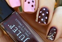 Nail Art / Art for your fingernails. Be creative you only live once. / by Danielle Soares