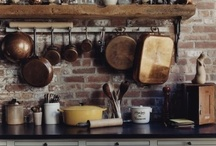 Interiors~ Kitchens / by Benita Kerr Brown