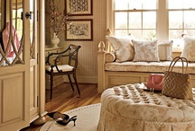 Interiors~ Dressing Rooms/Closets / by Benita Kerr Brown