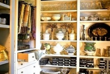 Interiors~ Butler's Pantries / by Benita Kerr Brown