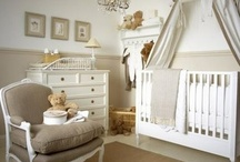 Interiors~ Nurseries/Children's Rooms / by Benita Kerr Brown