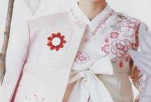 Hanboks / by Jenee Chung