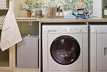 Interiors~ Laundry Rooms / by Benita Kerr Brown