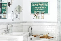 Bathroom Style... / by Laurel Putman @Chipping with Charm