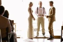 Budget Wedding Inspiration / chic and affordable wedding tips from LearnVest / by LearnVest