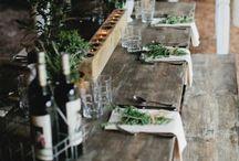 Decorative setup/party ideas / by Lily M