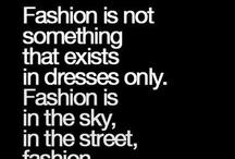 Fashion forward.  / by Jacklyn Moreno
