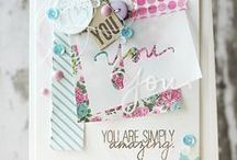 Beautiful Cards / by Rachel JazzyCreations5