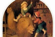 Fairy Tales, Fantasy, Flights of Fancy / by Denise Petrey/ Sacred Fox