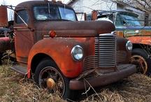 Trucks... <3 / by Sarah Minkel