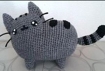 crochet goodness / I try to stick with mainly patterns (I dislike just pins of pictures!), and mainly in English (because Google Translate just doesn't always work), but sometimes something is just so amazingly awesome and inspirational that I have to pin it regardless.  / by Min Fish