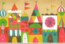 Patterns & Prints / by Erin Schlosser