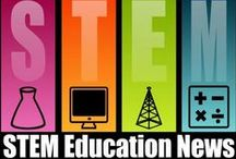 {Homeschool} STEM & STEAM / STEM=Science, Technology, Engineering, Math - or - STEAM=Science, Technology, Engineering, Arts, Math ~The NEW Generation of Learning~ / by Amie Lewis