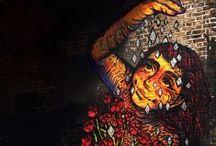 3D Murals & Street Art / by Cathy Perez