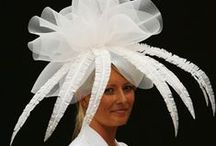 Chapeaus ~ Derby Style 帽 / A Day at the Races ~ And Royal Weddings! / by Cathy Perez