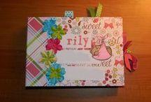 My Papercrafts / by Penny